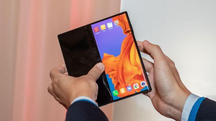 Анонс Huawei Mate X: гибкий экран, 5G и ультрабыстрая зарядка – фото 8