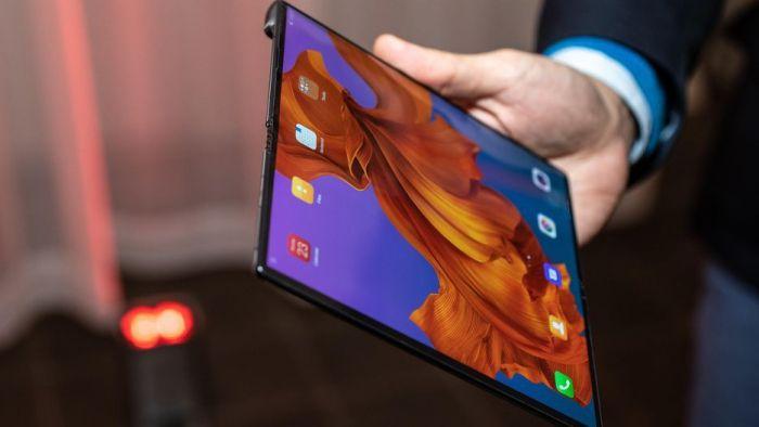 Анонс Huawei Mate X: гибкий экран, 5G и ультрабыстрая зарядка – фото 2