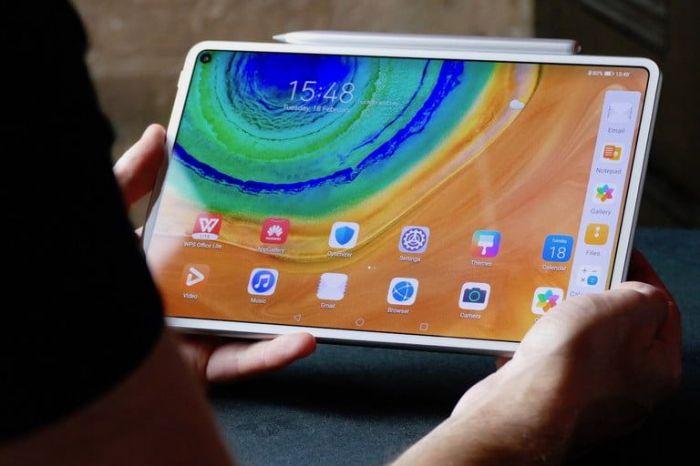 Мировая премьера Huawei MediaPad Pro: мощный планшет с обратной зарядкой, но без сервисов Google – фото 1