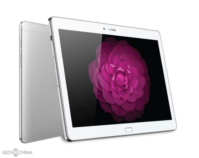 Huawei MediaPad M2 – 10-дюймовый планшет со сканером отпечатков пальцев и поддержкой стилуса – фото 1