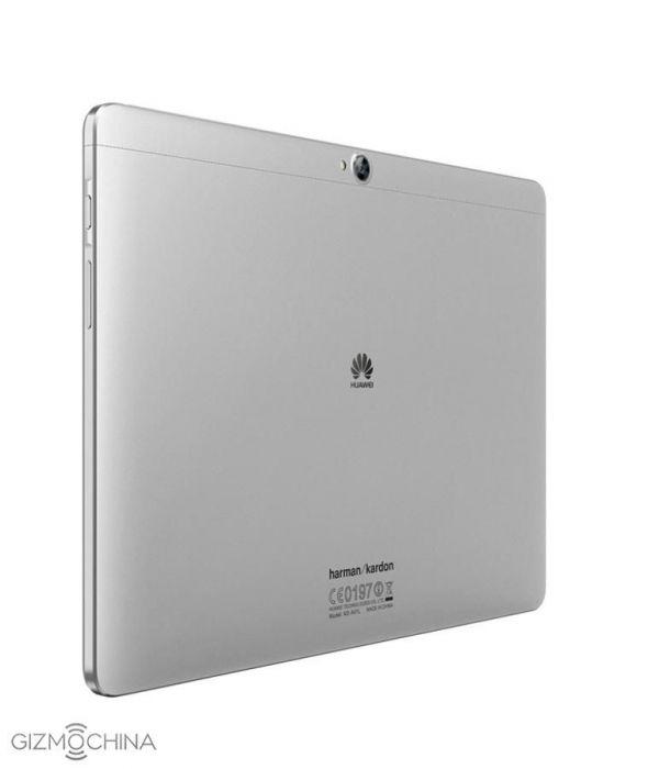 Huawei MediaPad M2 – 10-дюймовый планшет со сканером отпечатков пальцев и поддержкой стилуса – фото 2
