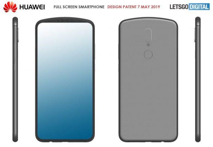 Huawei нашла способ избавиться от выреза под фронталку – фото 1