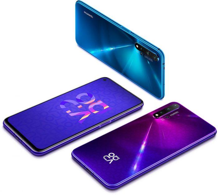 новинка Huawei Nova 5T