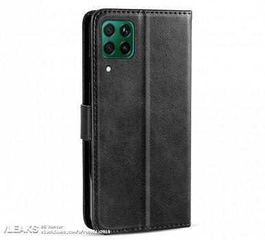 Чехол подтвердил ключевые детали дизайна Huawei Nova 6 SE – фото 1
