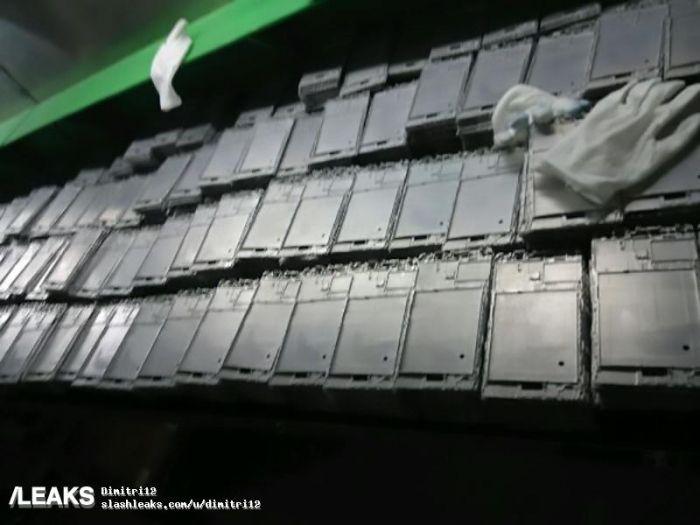 Комплектующие Huawei P10 показались на фото – фото 1