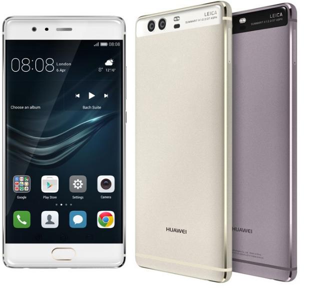 Huawei P10 и P10 Plus на рендерах с плоским и изогнутым дисплеями – фото 2