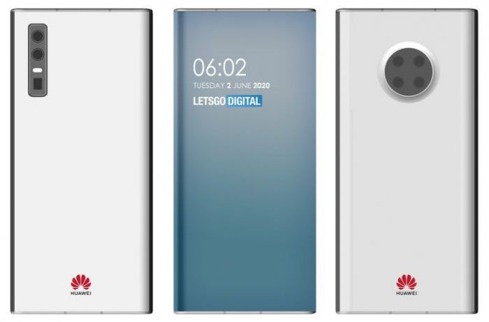 Как выглядит смартфон Huawei с подэкранной камерой – фото 1
