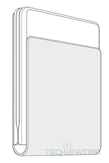 Huawei запатентовала сгибаемую раскладушку – фото 3