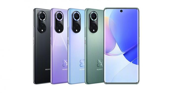 Представлены Huawei Nova 9 и Nova 9 Pro с мощной зарядкой и HarmonyOS – фото 1