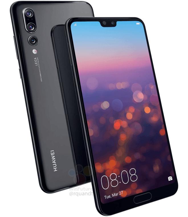 Huawei P20 Pro уже распаковали – фото 1