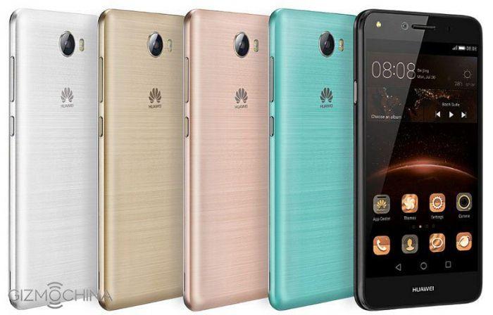 Huawei Y3 II и Y5 II займут сегмент смартфонов начального уровня в линейке производителя – фото 1