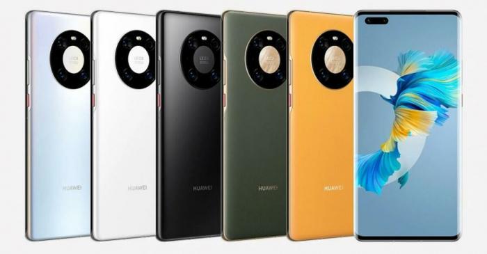 Huawei Mate 40 линейка