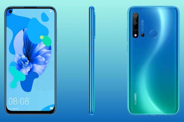 Huawei P20 Lite (2019) получит квадрокамеру и «дырявый» дисплей – фото 1