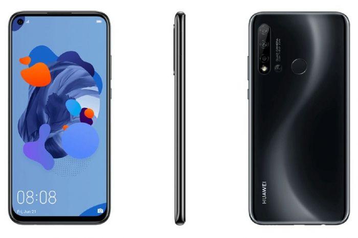 Huawei P20 Lite (2019) получит квадрокамеру и «дырявый» дисплей – фото 2