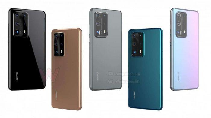 Huawei P40 Pro должен получить датчик Sony IMX700 для конкуренции с Samsung Galaxy S20 Ultra – фото 3