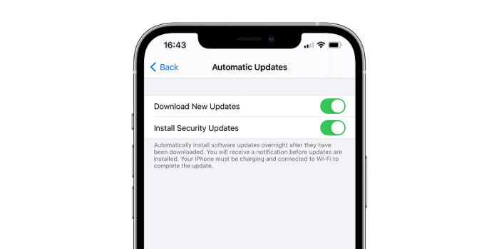 Apple пойдет по стопам Google в части выхода обновлений безопасности – фото 1