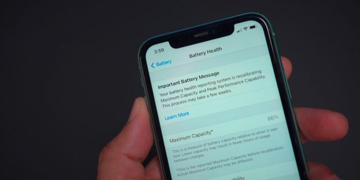 Apple научит iPhone предсказывать разрядку смартфона – фото 1