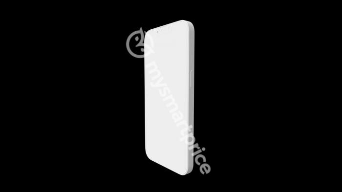 Слили 3D-изображения iPhone 13 – фото 1