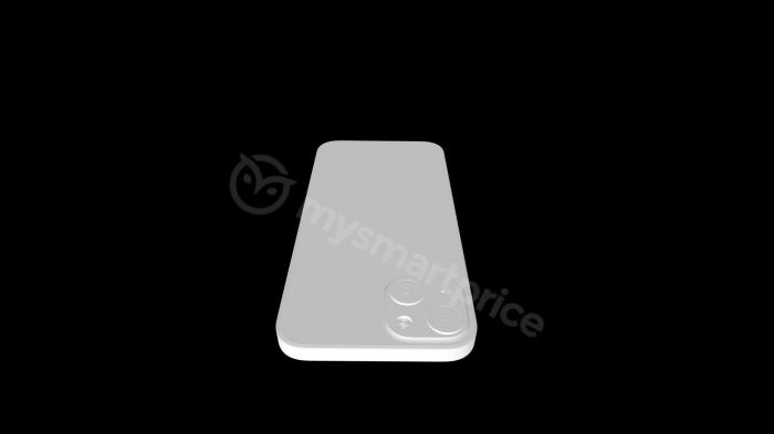 Слили 3D-изображения iPhone 13 – фото 4
