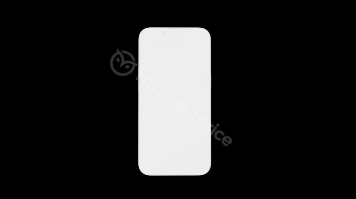 Слили 3D-изображения iPhone 13 – фото 3