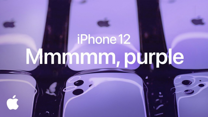 Представлены iPhone 12 в новом цвете и поисковый трекер AirTag – фото 1