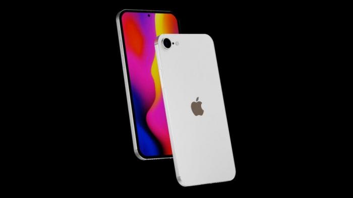 Здесь изображения и характеристики iPhone SE Plus – фото 1