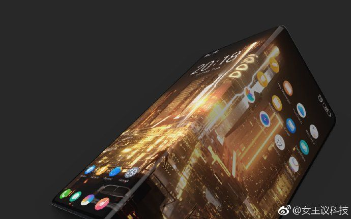 Суббренд Vivo займется созданием гибкого смартфона – фото 1