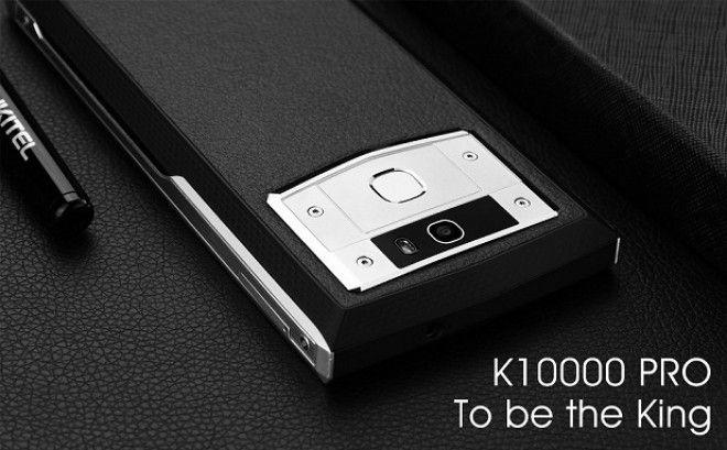 Oukitel K10000 Pro с аккумулятором на 10000 мАч появится в продаже в июне – фото 1