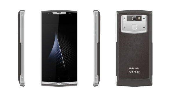 Oukitel K10000 Pro с аккумулятором на 10000 мАч появится в продаже в июне – фото 2