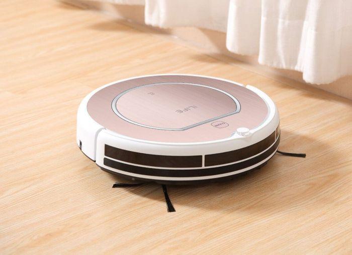 Покупай, не выходя из дома робот-пылесос ILIFE V50 Pro со скидкой – фото 1