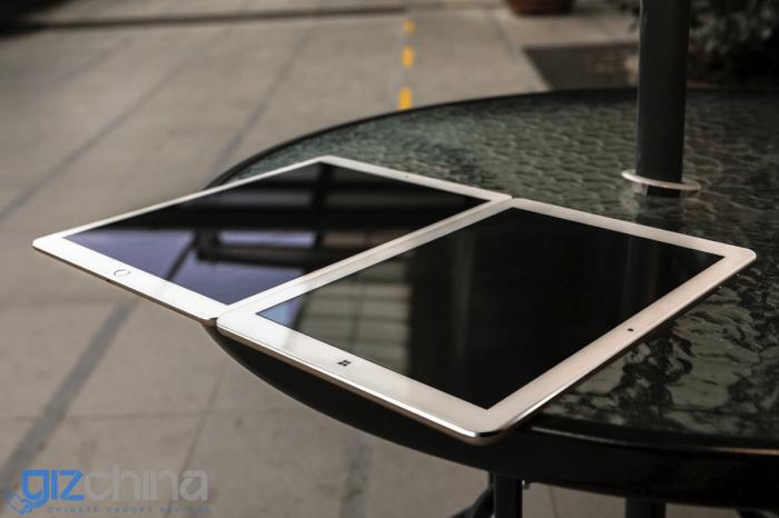 Chuwi Hi12: большой и тонкий аналог iPad Pro – фото 2
