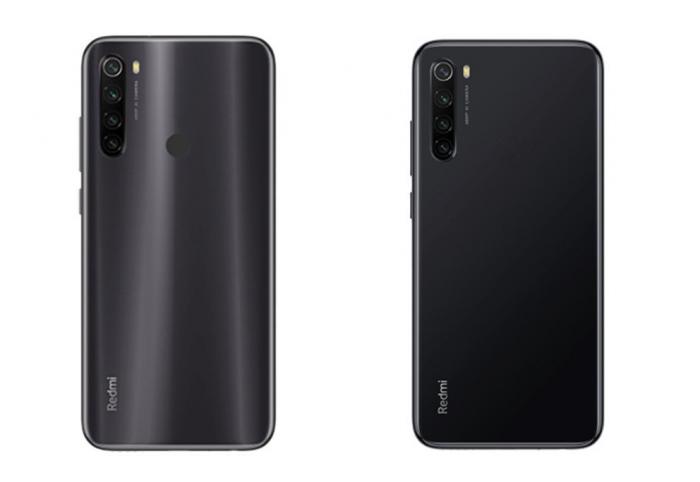 Redmi Note 8T на фото