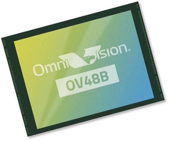 Представлен датчик OmniVision OV48B на 48 Мп для массовых смартфонов – фото 1