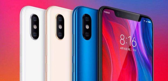 Флагманский Xiaomi Mi 8 представлен официально – фото 1