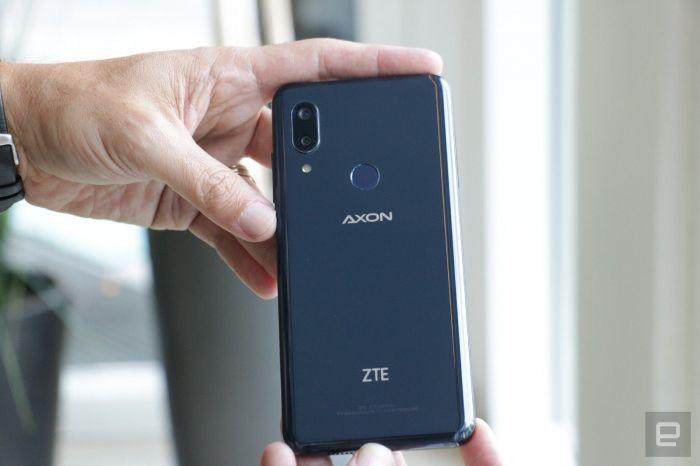 Представлен ZTE Axon 9 Pro: дизайн а-ля iPhone X, топовая начинка и большой аккумулятор – фото 6