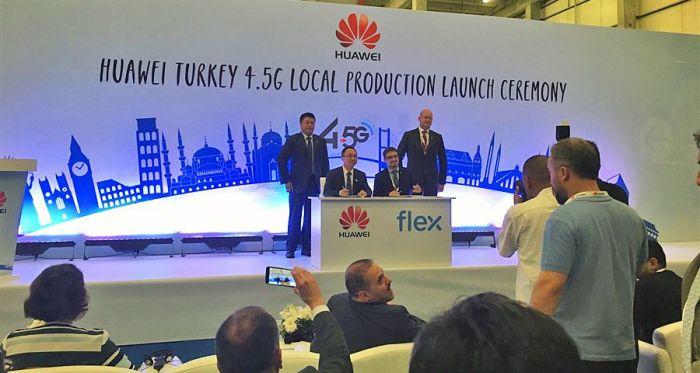 Flextronics захватила активы Huawei на сумму более 100 млн долларов