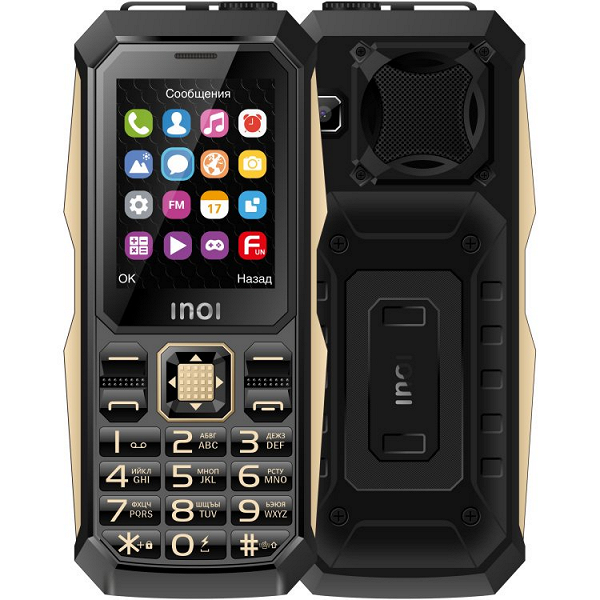 Вышел INOI 246Z: емкий аккумулятор в корпусе звонилки – фото 2