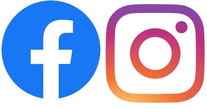 Instagram и Facebook