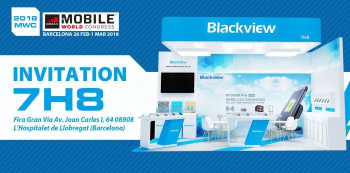 Защищенный Blackview BV5800 Pro и другие смартфоны компании покажут на MWC 2018 – фото 1
