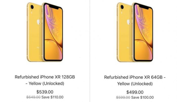 Appleначала продавать восстановленные iPhone XR, приценимся – фото 1