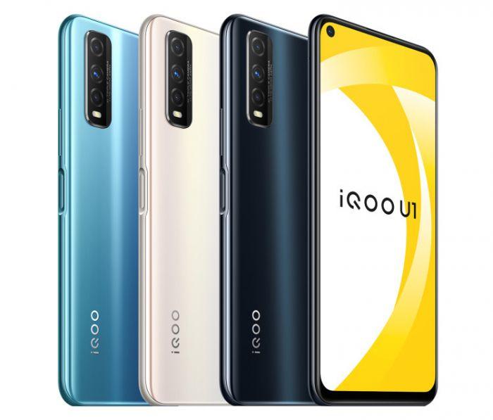 iQOO представили очередной крутой среднебюджетник iQOO U1 – фото 3