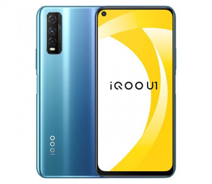 iQOO представили очередной крутой среднебюджетник iQOO U1 – фото 2