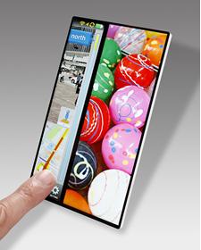 JDI анонсировала дисплей Full Active, превращающий лицевую панель в безрамочную со всех сторон – фото 1