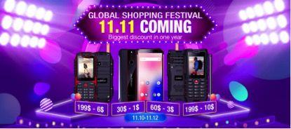 Ioutdoor устраивает распродажу защищенных телефонов 11 ноября – фото 1