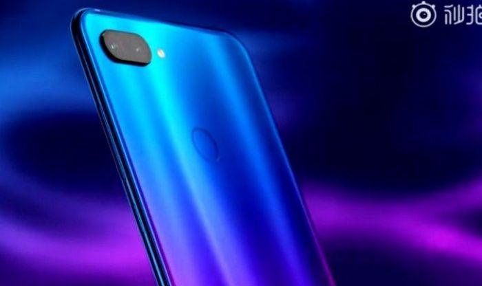 Показали Xiaomi Mi 8 Youth в синей градиентной «одежке» – фото 1