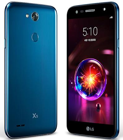 Представлен смартфон-долгожитель LG X5 (2018) – фото 1