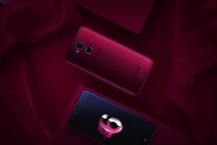 Doogee Y6 Agate Red: красный, но не iPhone 7 – фото 1