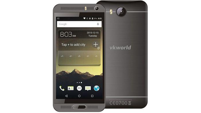 VKWorld VK800X – бюджетный HTC One M9 за $65,99 – фото 1