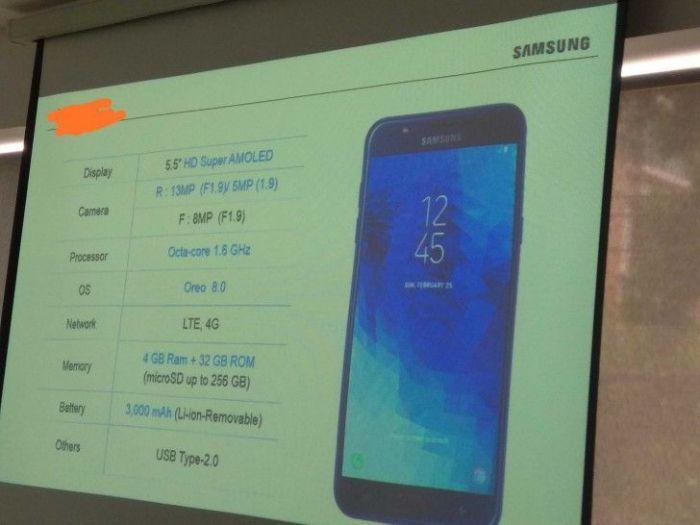 Назвали характеристики Samsung Galaxy J7 Duo – фото 1