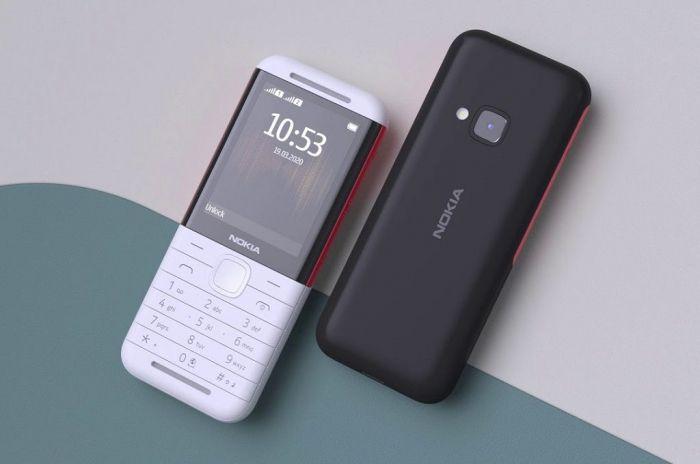 Анонс Nokia 5310: кнопки, ностальгия и для любителей музыки – фото 2